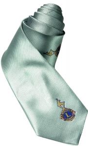 Logokrawatte Lionsclub Motivkrawatte gedruckte Krawatte